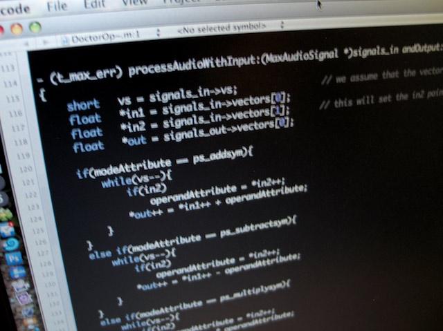 استخدام برنامه نویس ios